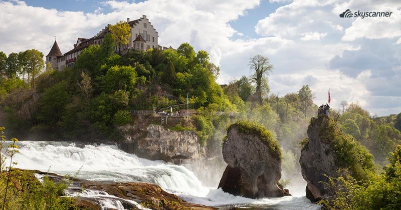 Escafusa, para visitar en Suiza