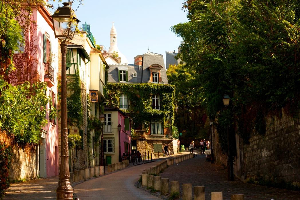 Weekend w Paryżu - kierunek Montmartre