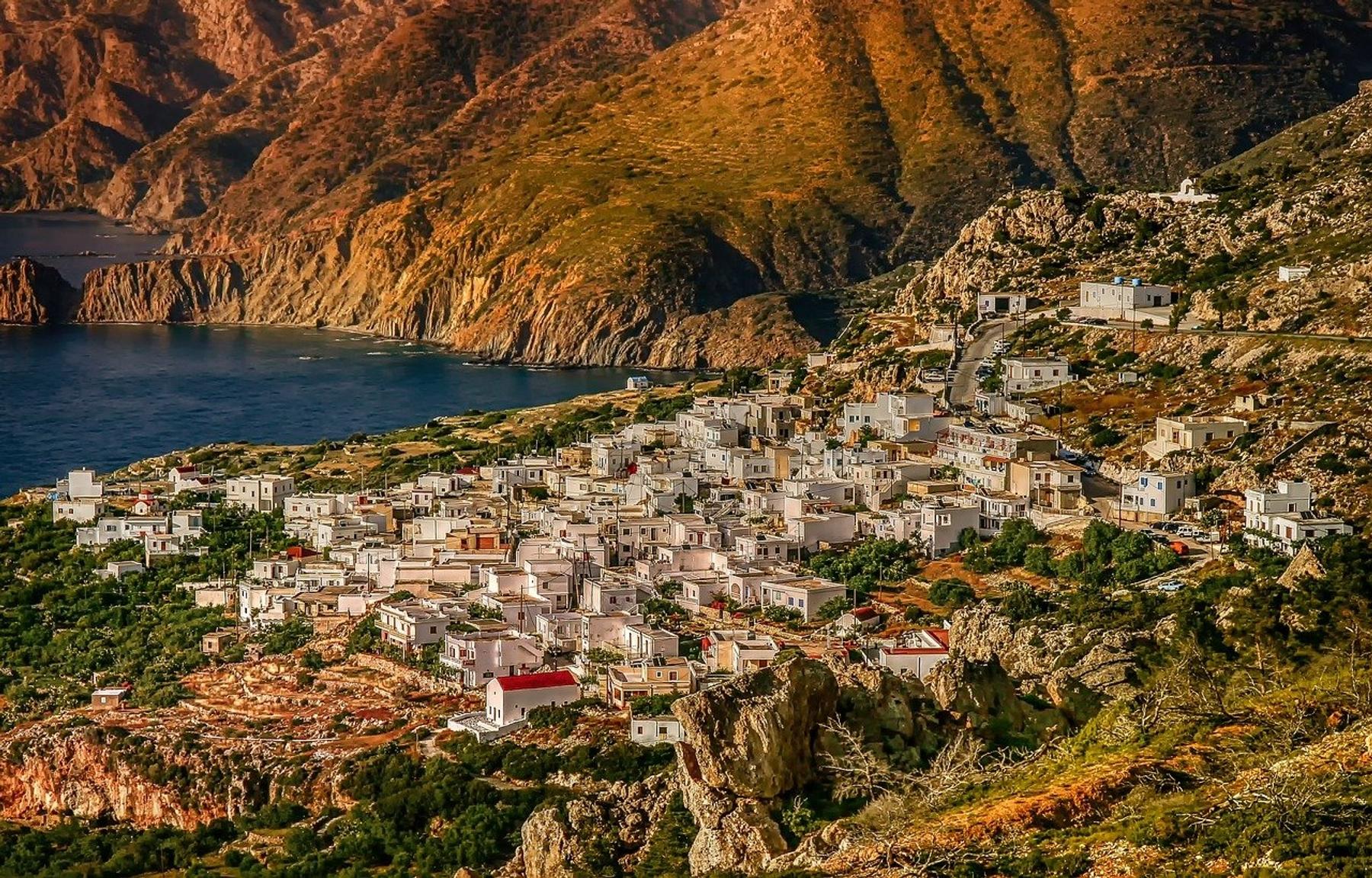 Griechenland-Geheimtipp: Karpathos