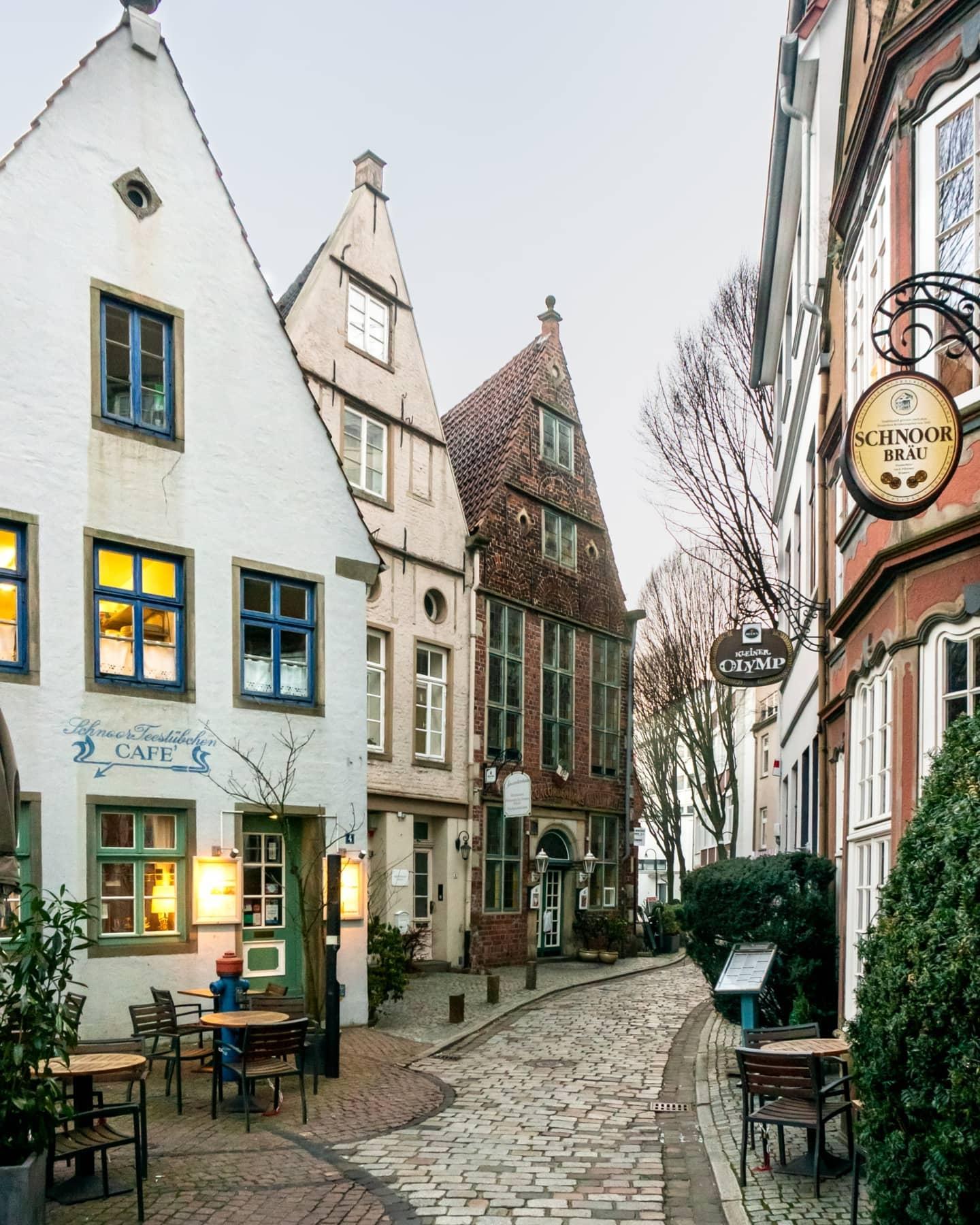 Germany in the winter is like a fairytale for winter breaks