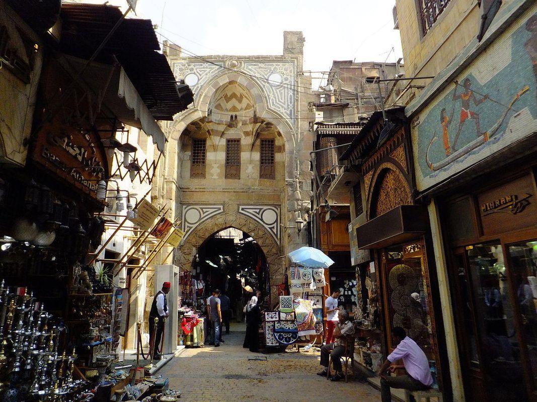 Bazar Chan el-Chalili