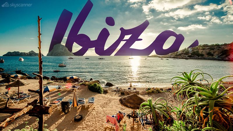 ibiza 天巡假期
