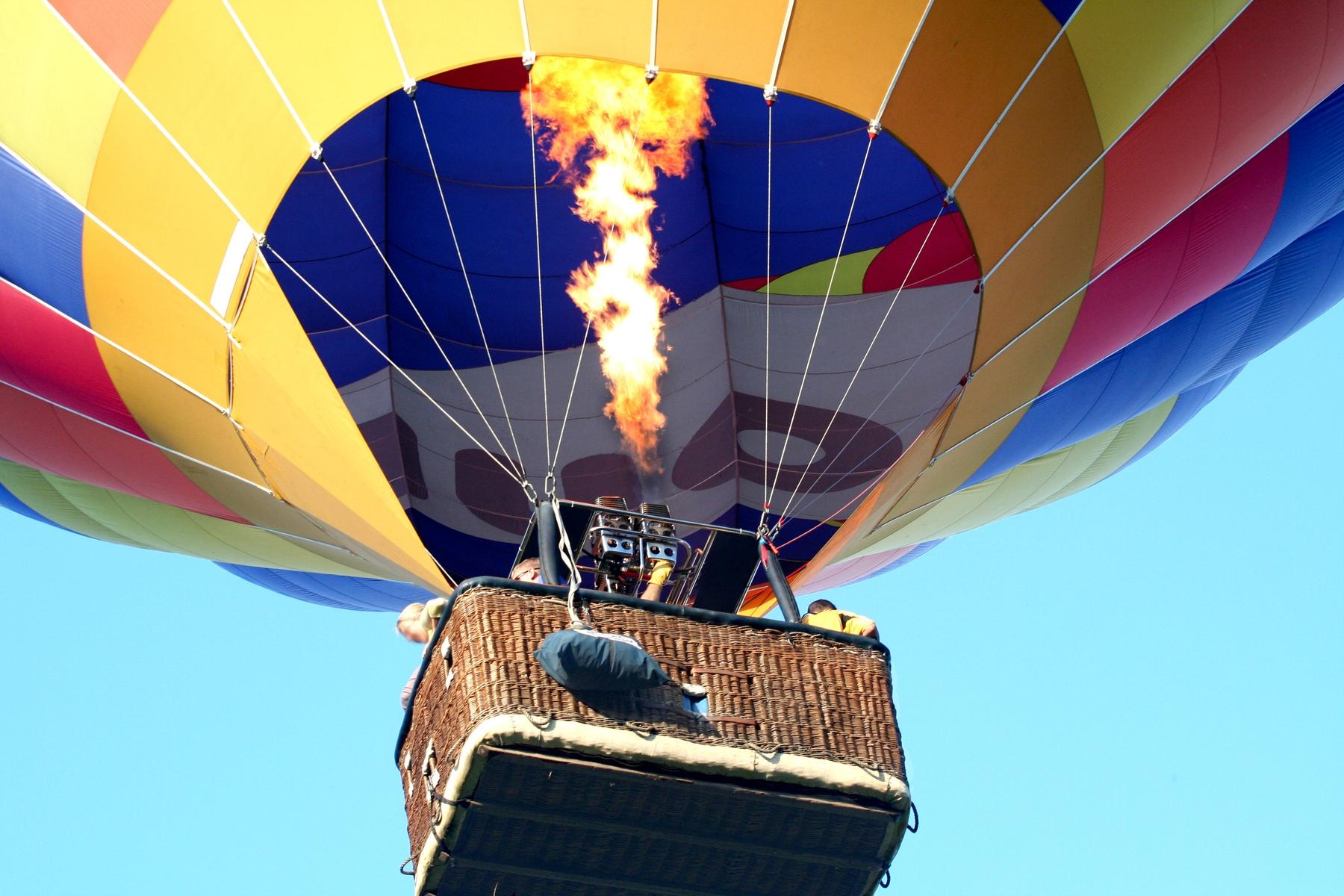 Куда поехать в Подмосковье: полетать на воздушном шаре над Истрой и окрестностями!
