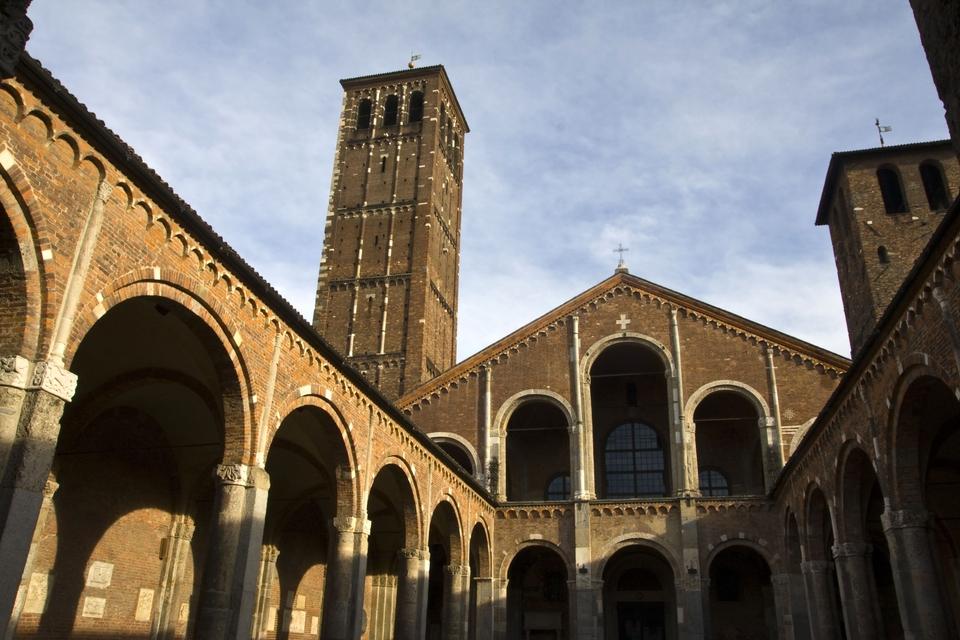 Cosa vedere a Milano in 1 giorno: Sant'Ambrogio