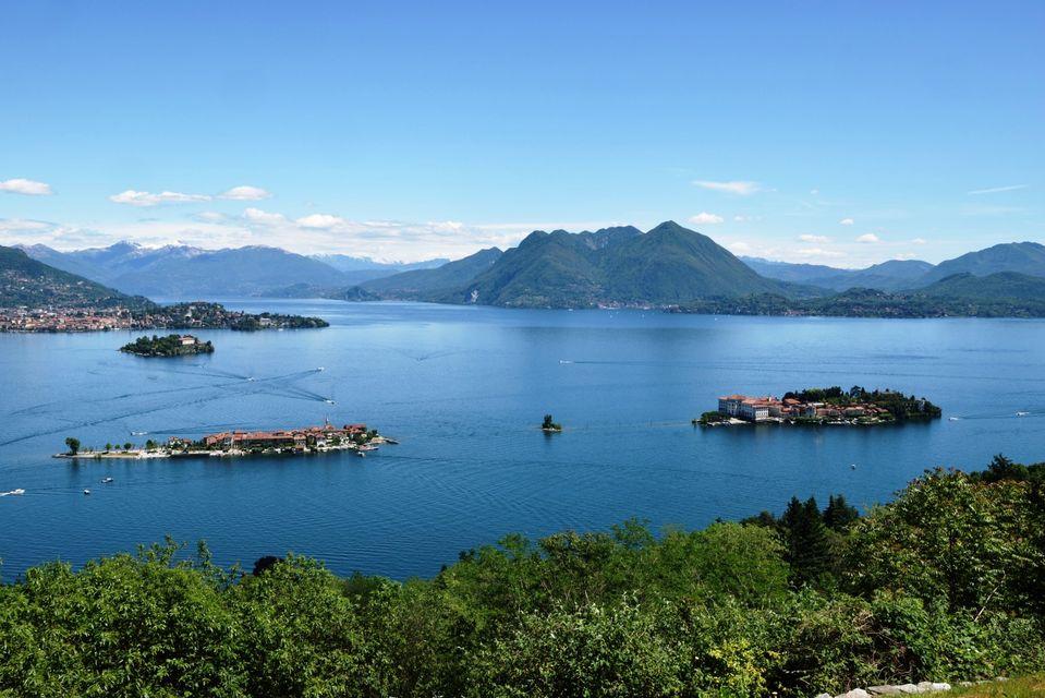 Lago Maggiore - le più belle isole italiane