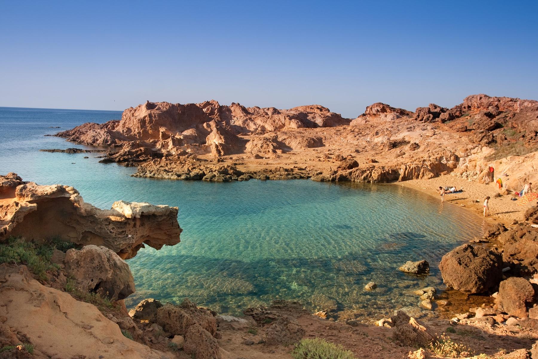 Cala Pregonda: ¡la playa que todos recomiendan!