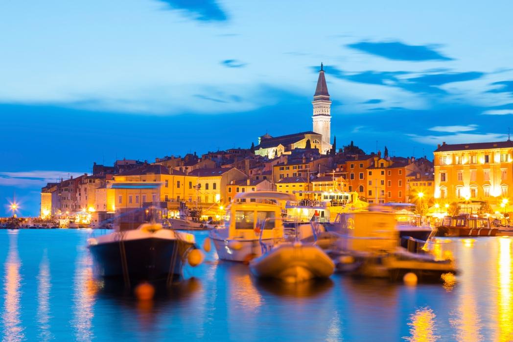 Το Rovinj το ηλιοβασίλεμα - 8 καλοί λόγοι για ένα ταξίδι στην Κροατία την άνοιξη 2020