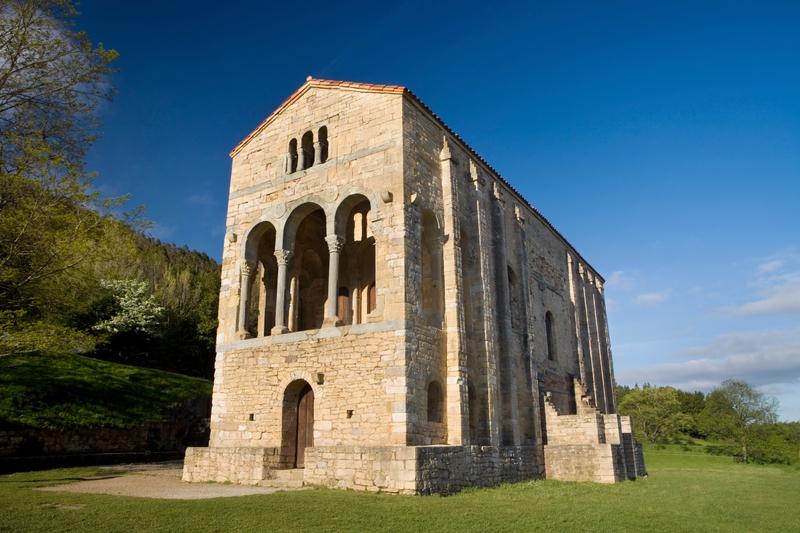 Oviedo, Santa Maria del Naranco