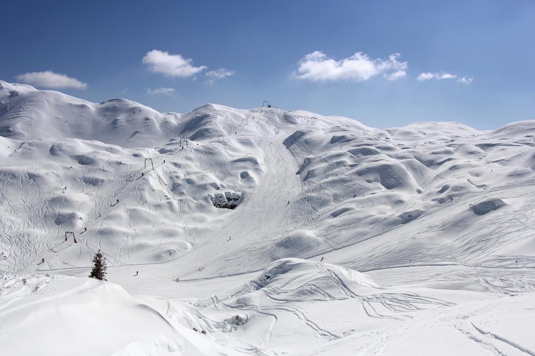 Słowenia - wyjazdy na narty w niskobudżetowo