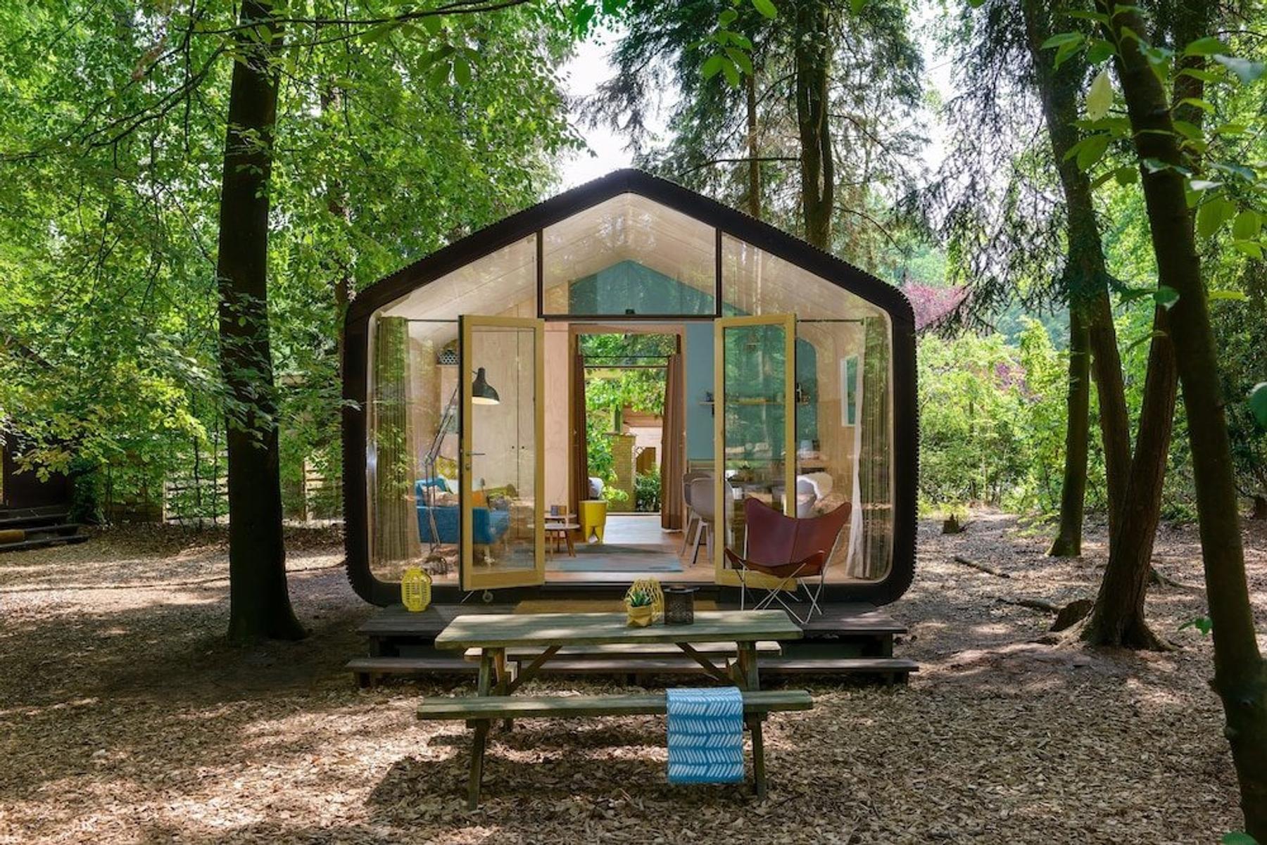Duurzame accommodaties Nederland: Wikkelhuis Apeldooorn