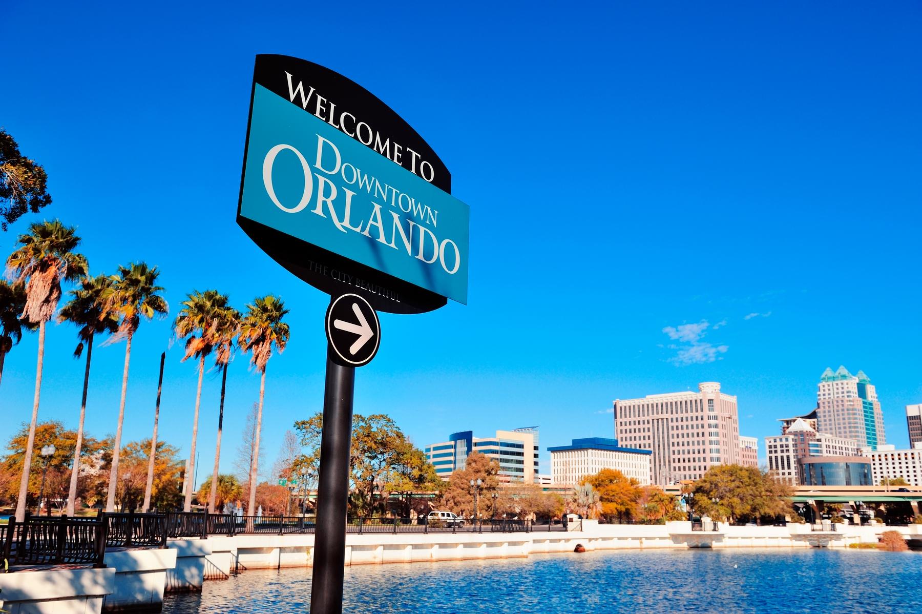 Zonvakantie in maart: vakantie Orlando Florida Verenigde Staten