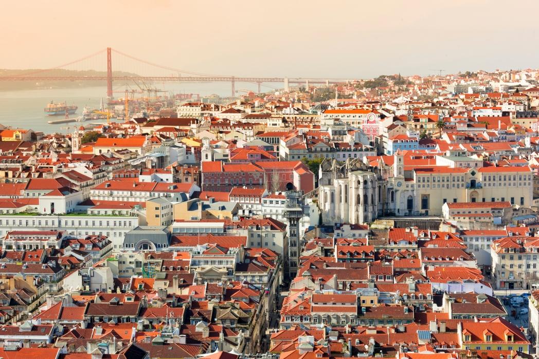 Spiagge Lisbona: Lisbona
