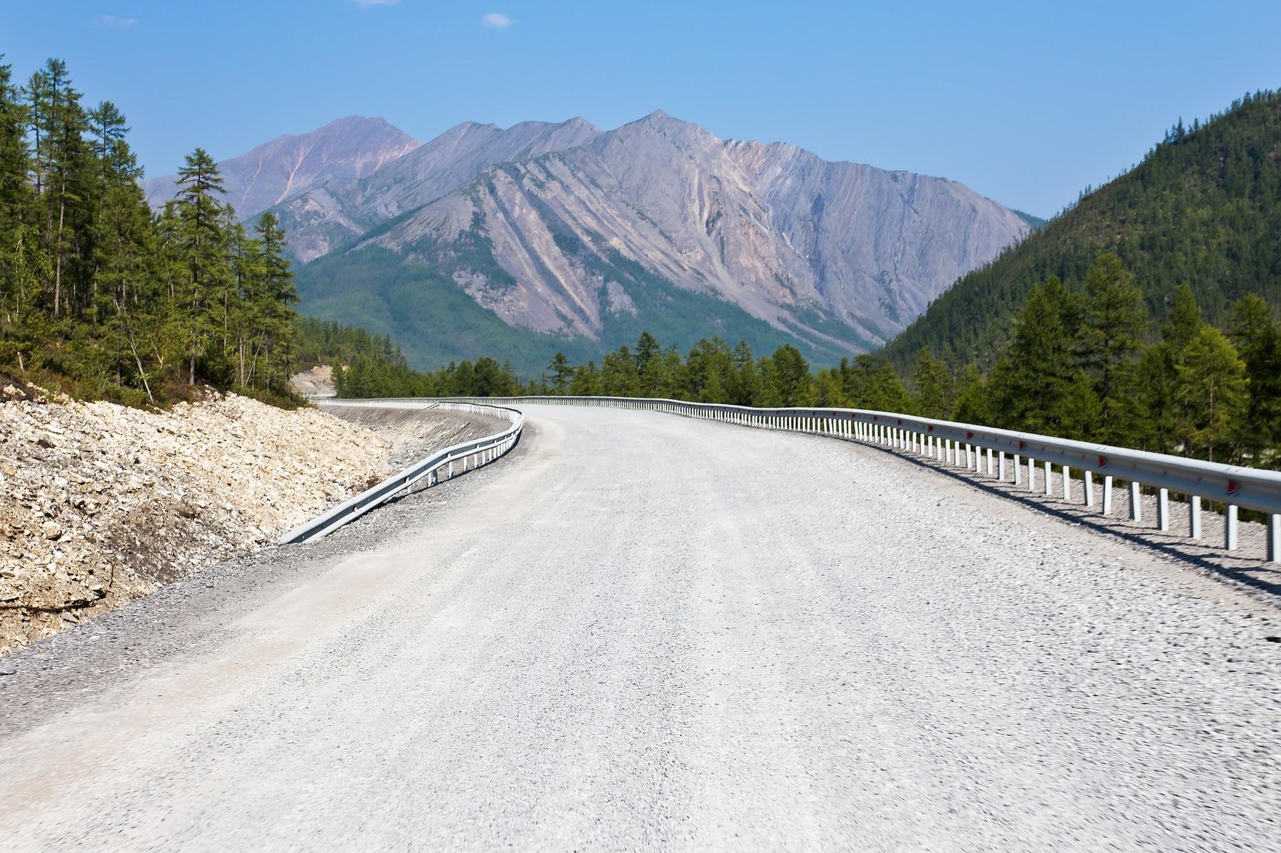 В список самых красивых дорог России заслуженно входит «Колыма»