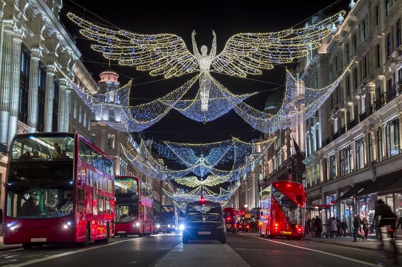 ロンドン リージェント・ストリート(イギリス)