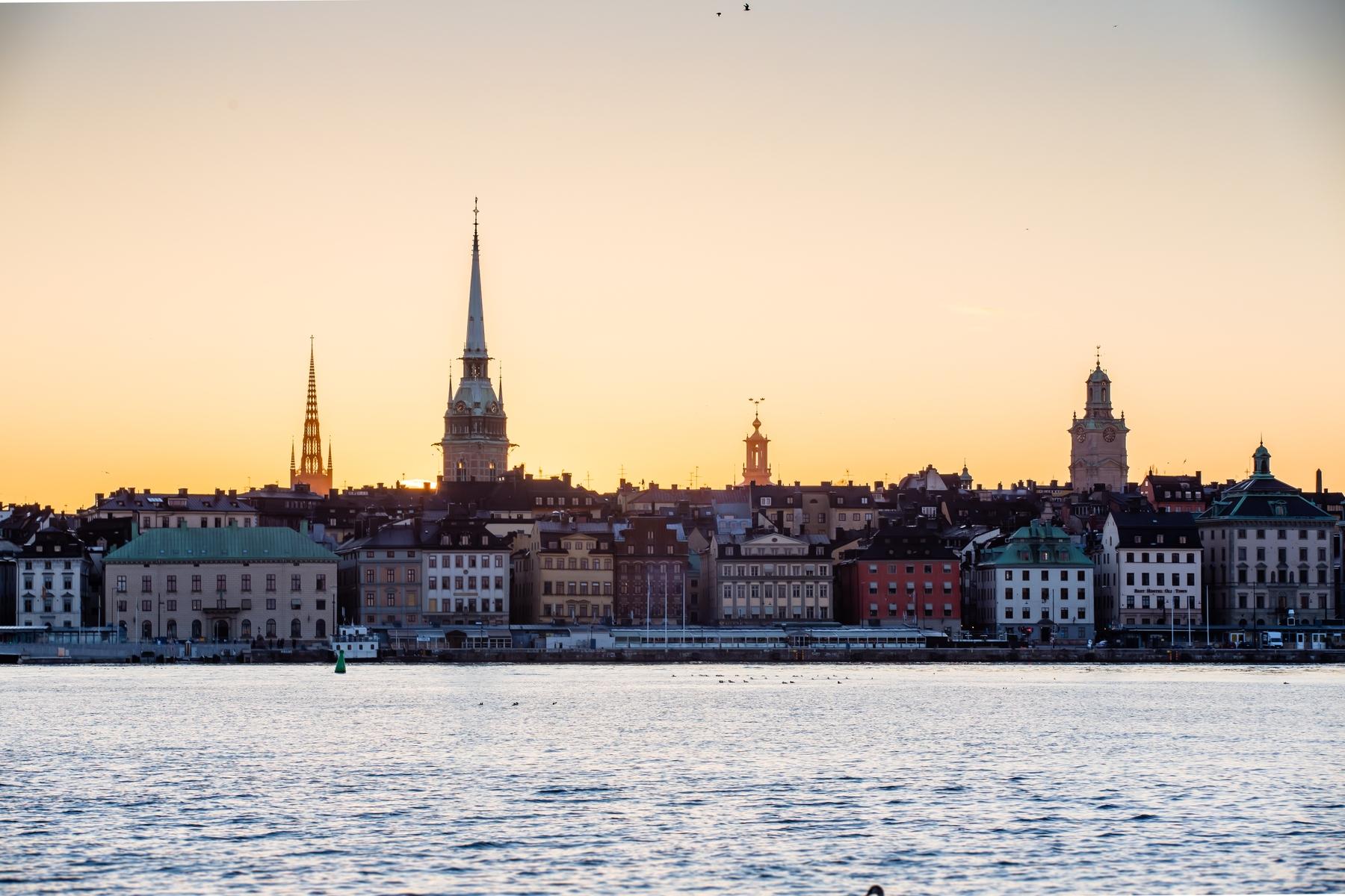 Billigflüge nach Schweden mit Skyscanner buchen