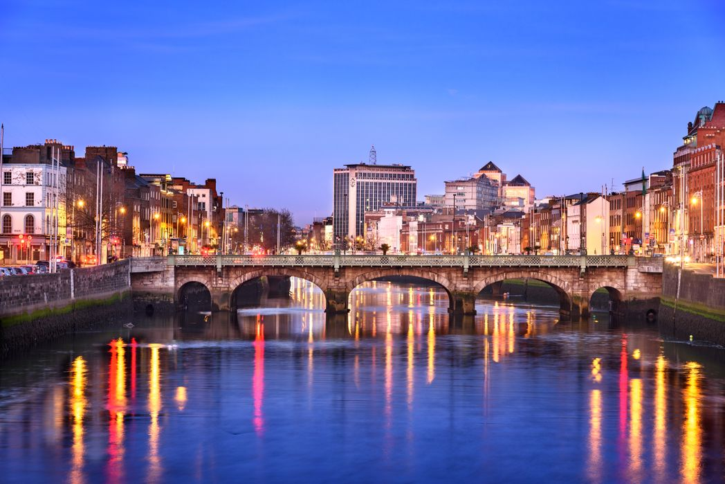 New Year's Festival Dublin in December