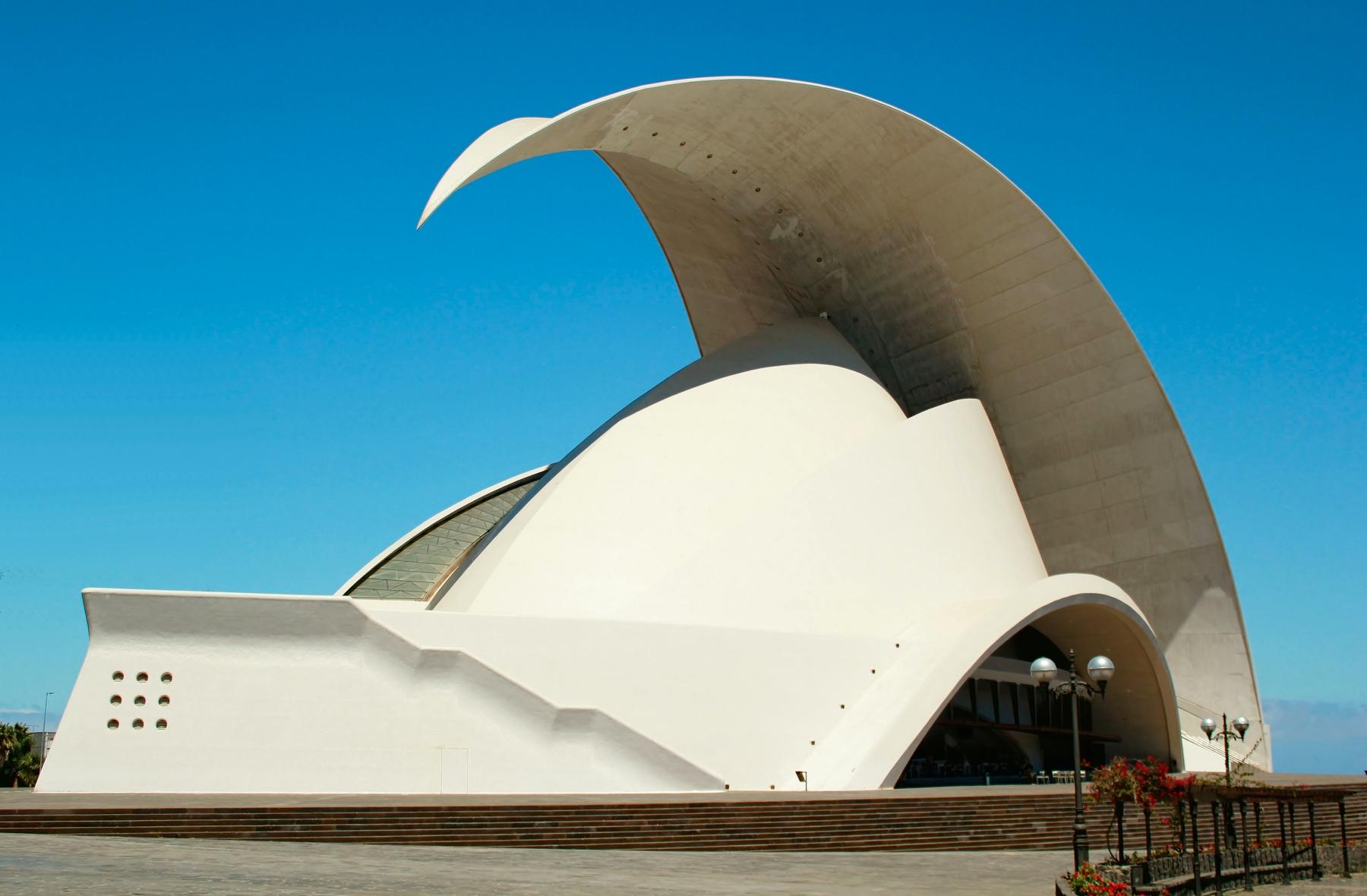 Museum Tenerife Espacio de las Artes in Santa Cruz