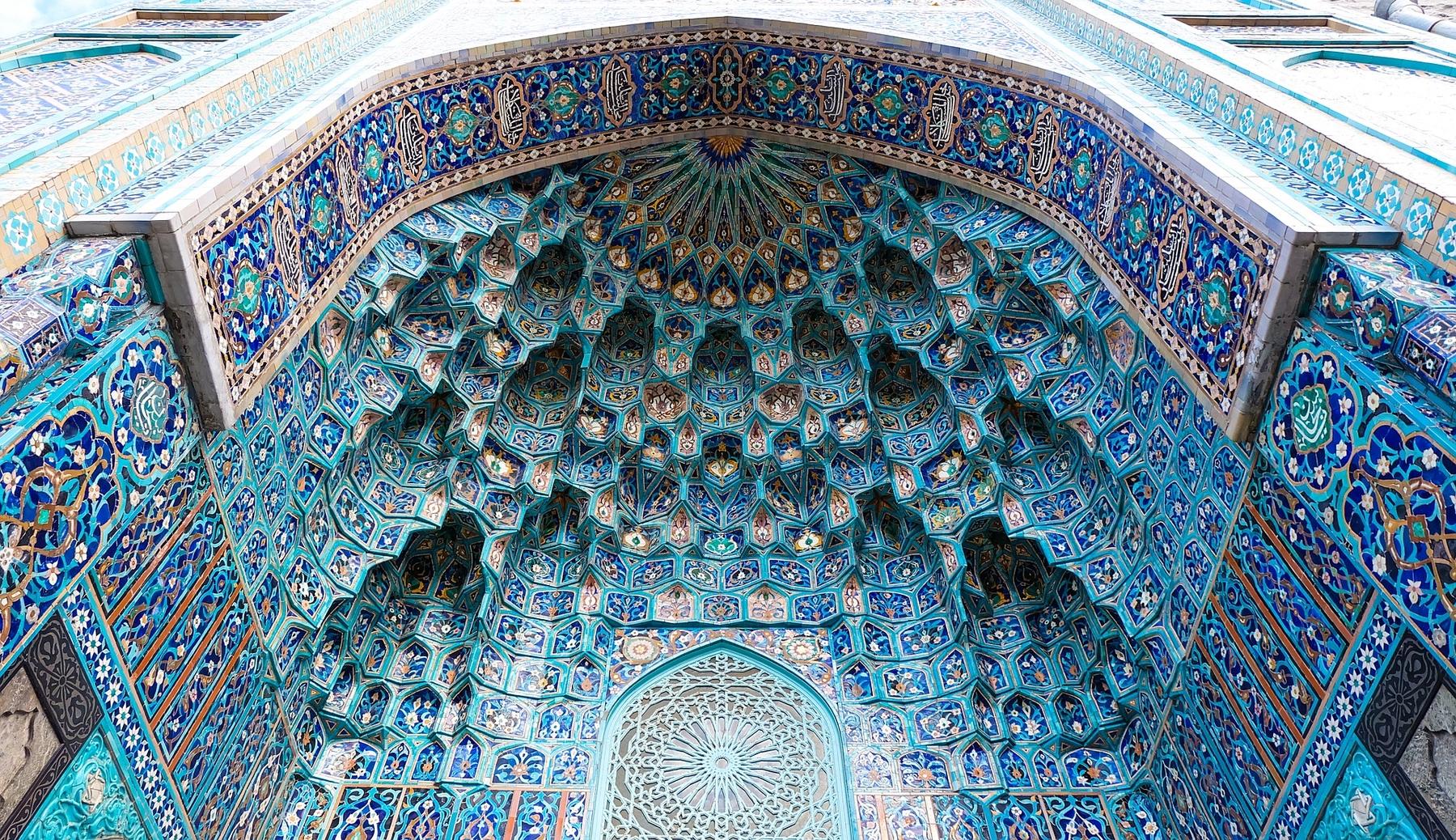 Где в России находится эта мечеть?