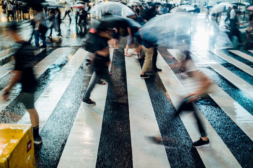 Διάβαση Shibuya στο Τόκιο