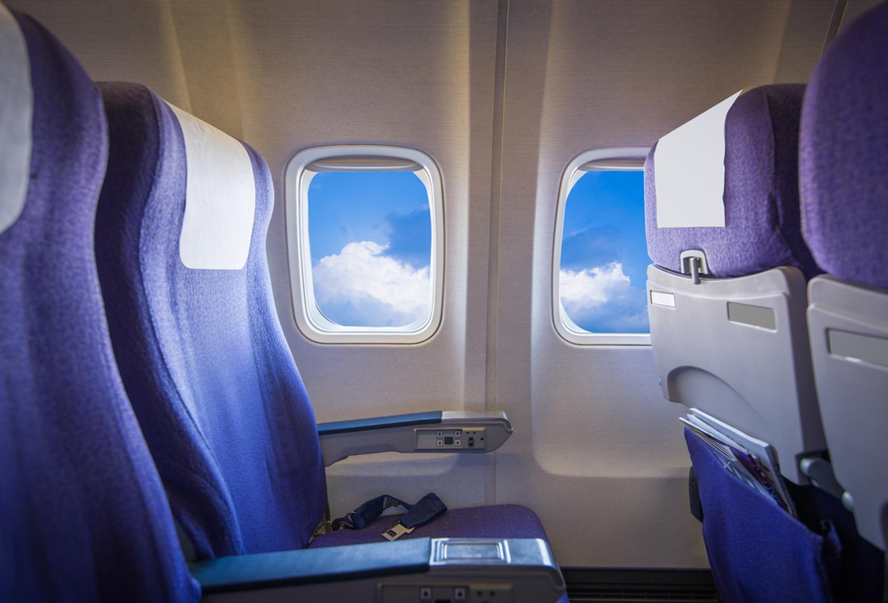 航空会社や座席のクラスによって座席幅は異なる