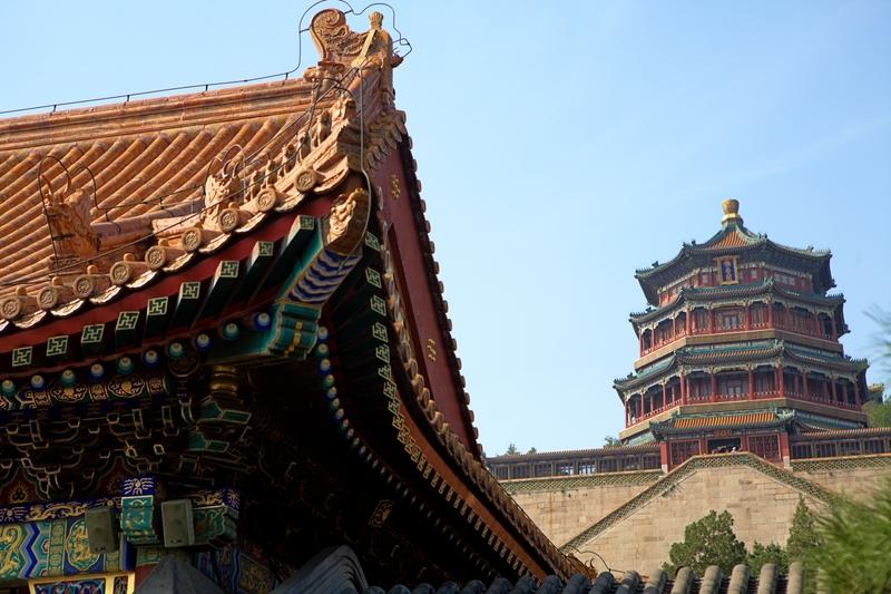 Palacio Verano China