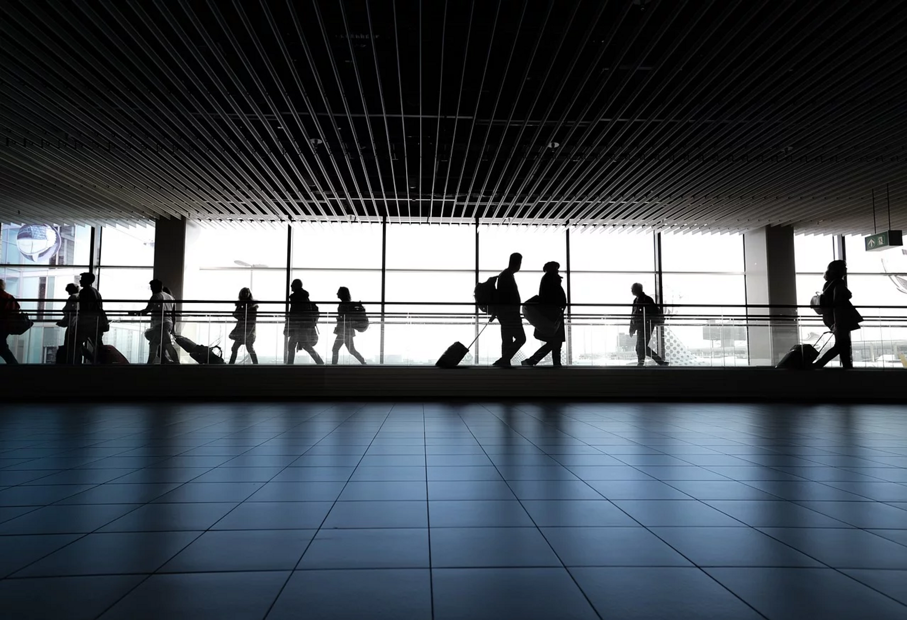 Airlines and airports have implemented new measures to protect passengers and staff.