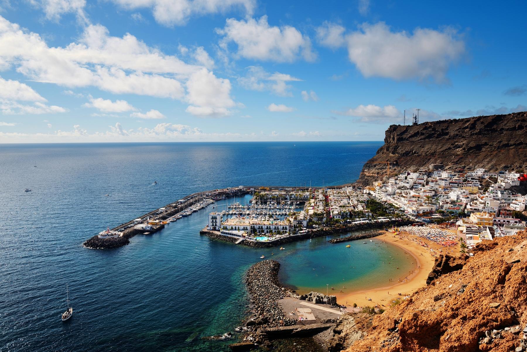 Spiagge gran Canaria: Come arrivare a Gran Canaria