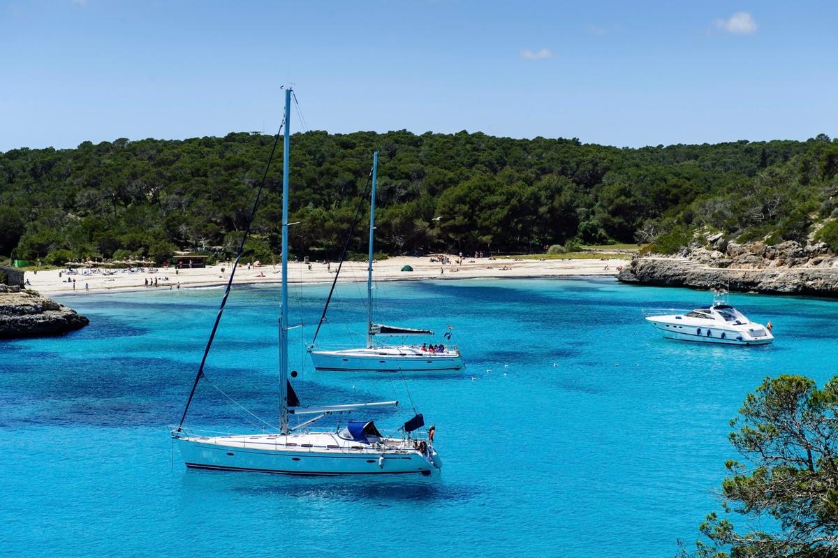 Spiagge di Maiorca: Cala Mesquida