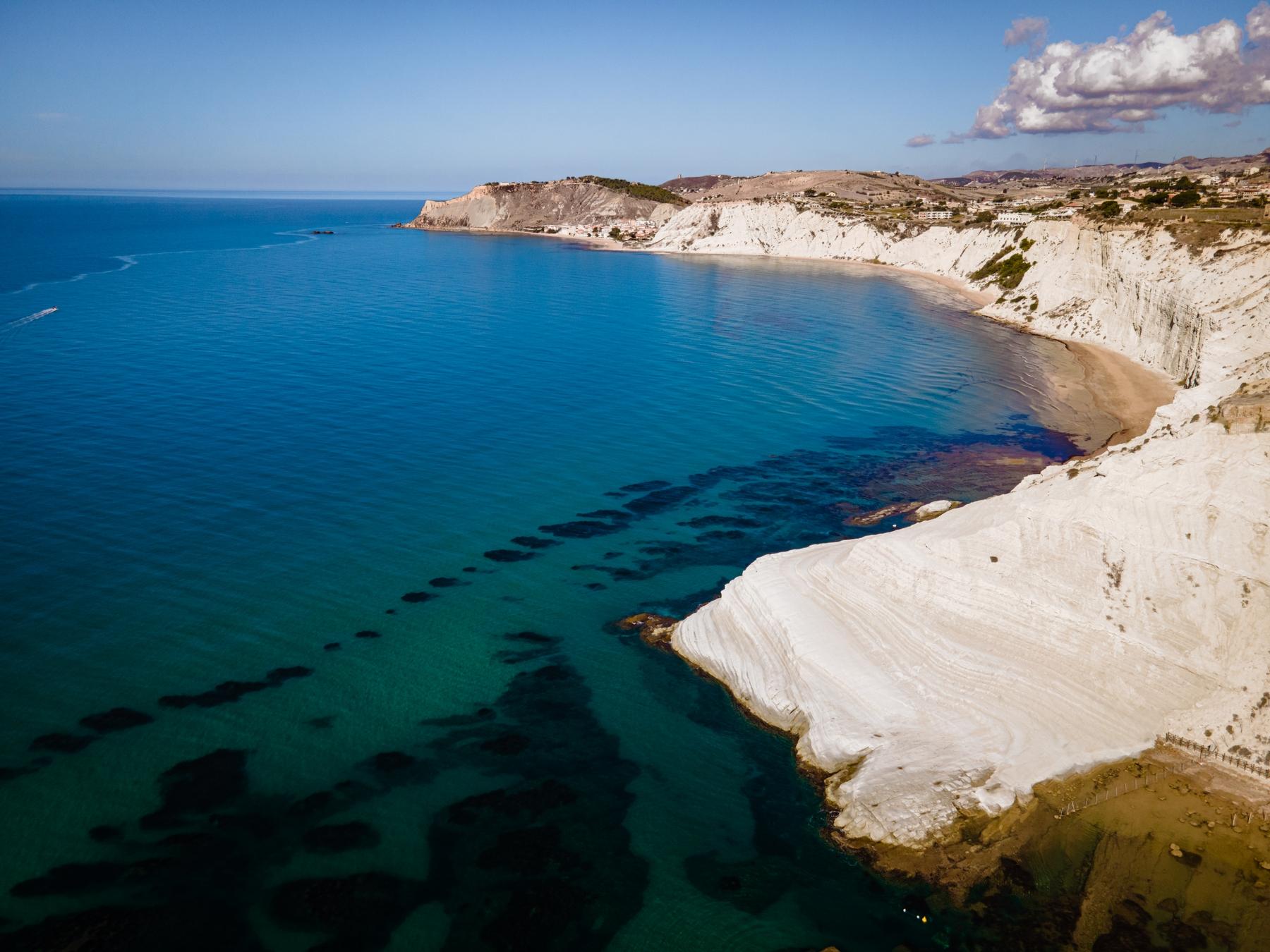 spiagge più belle della Sicilia: Scala dei Turchi