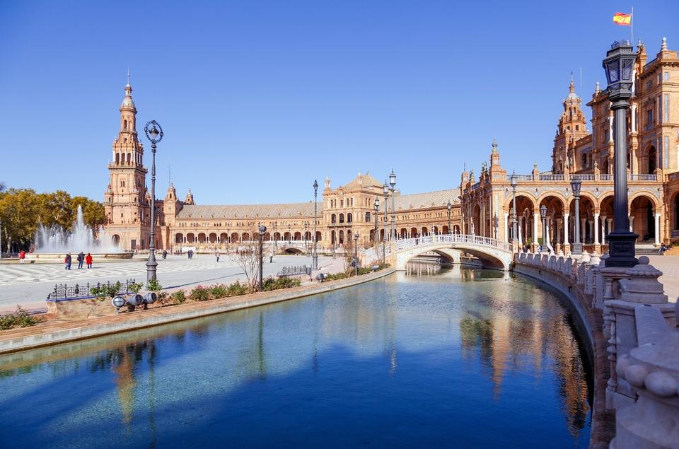Tour dell'Andalusia: Siviglia