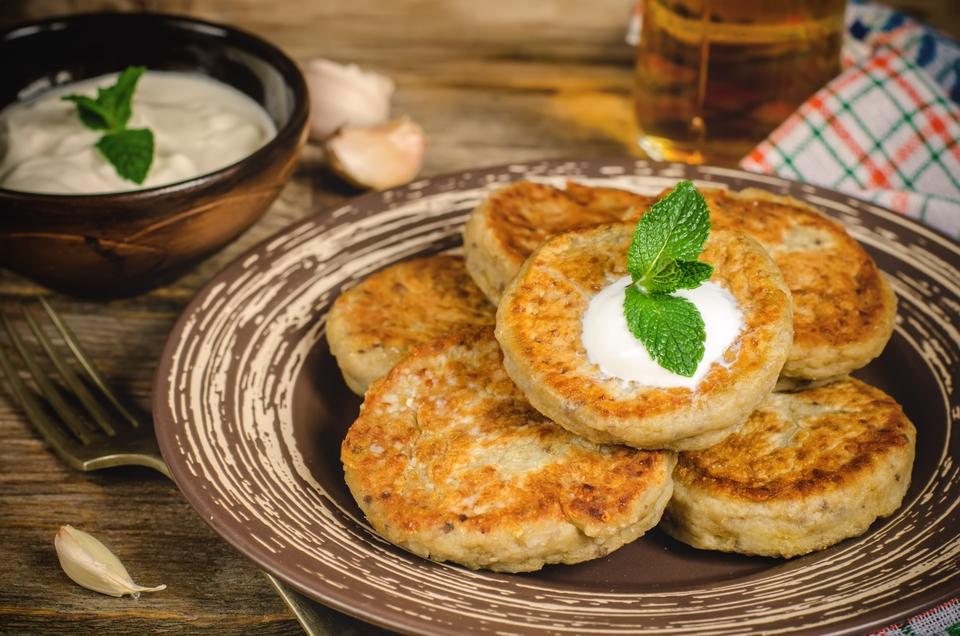 Cibi dal mondo: Falafel