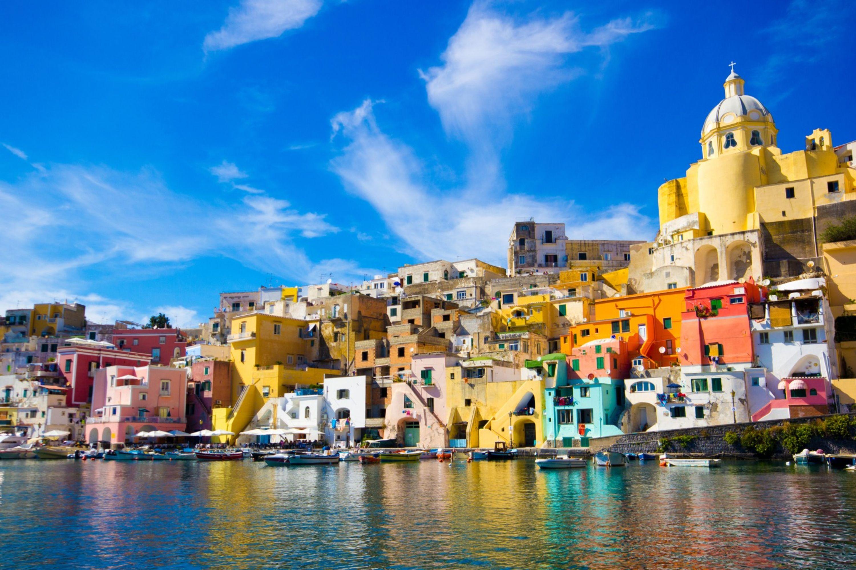 Spiagge di Napoli: Procida