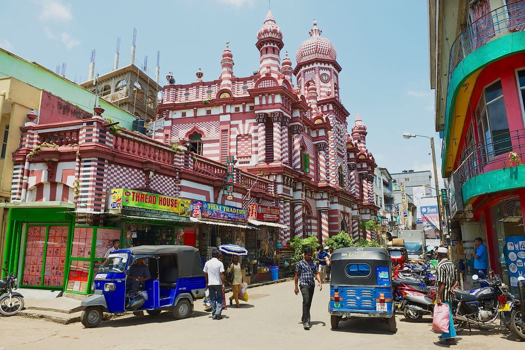 Colorful Colombo, Sri Lanka