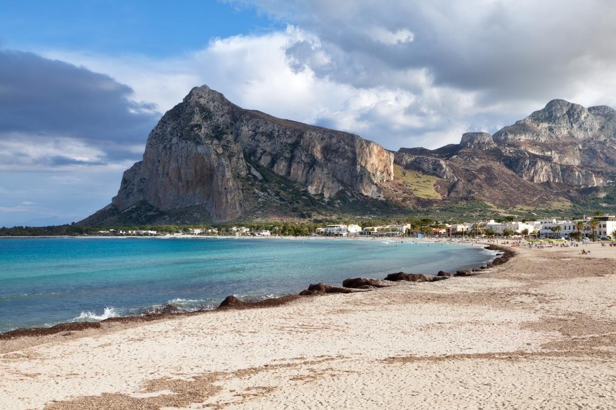Spiaggia San Vito Lo Capo Sicilia - isole italiane più belle