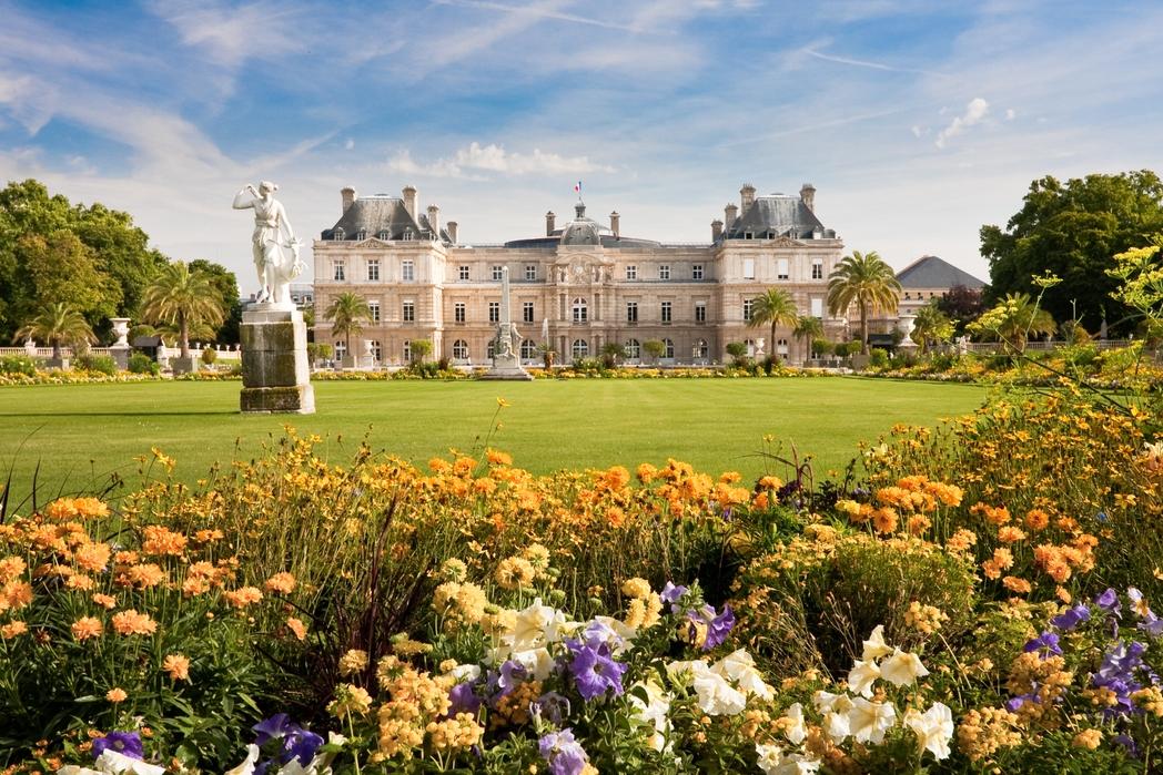 O ολάνθιστος Κήπος του Λουξεμβούργου - ταξίδι το Πάσχα στην Ευρώπη