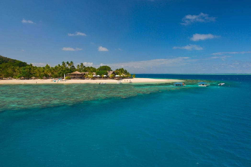 Isole Figi: Castaway