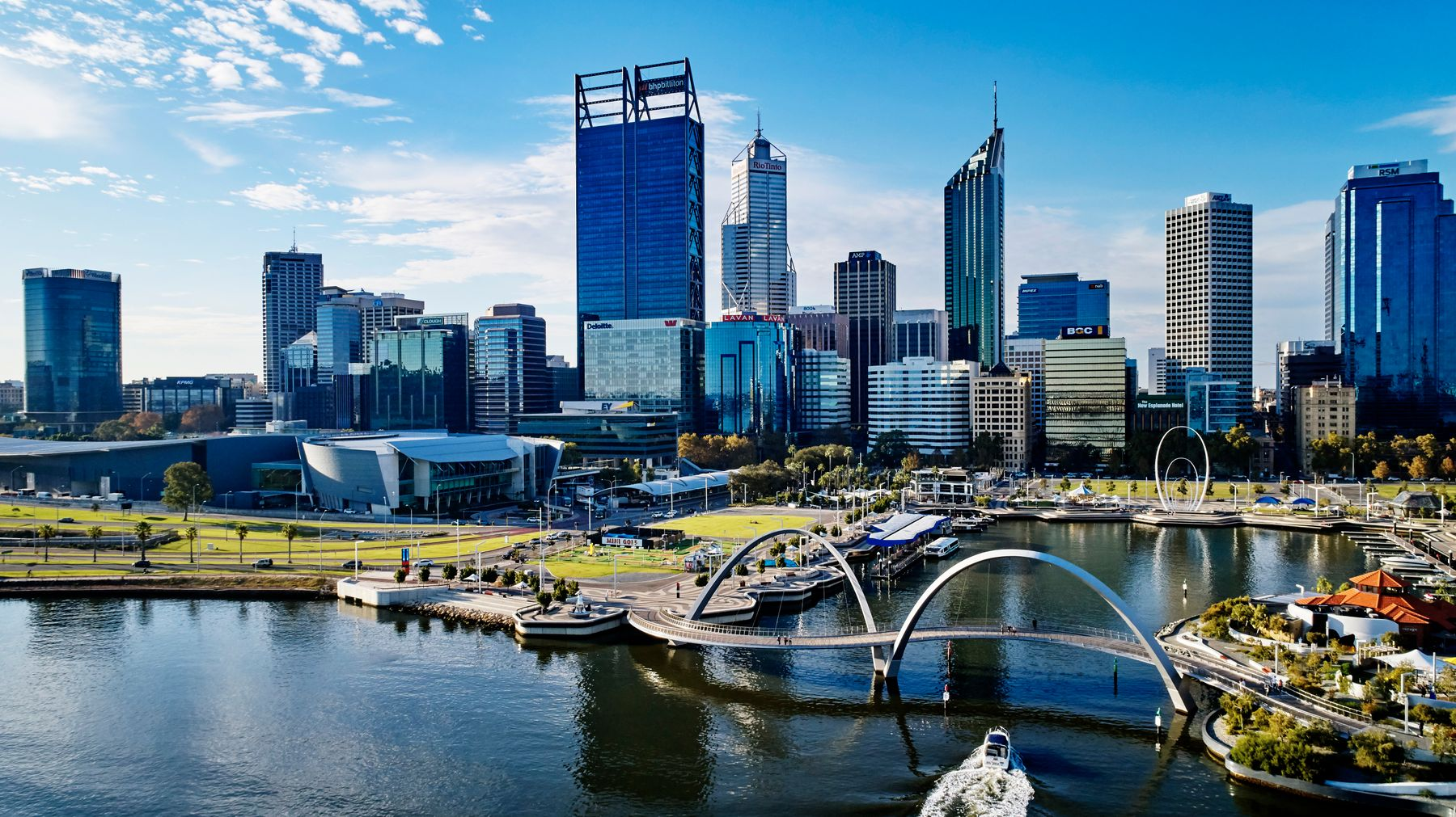 Travellers from Perth currently undergo more severe symptom checking.
