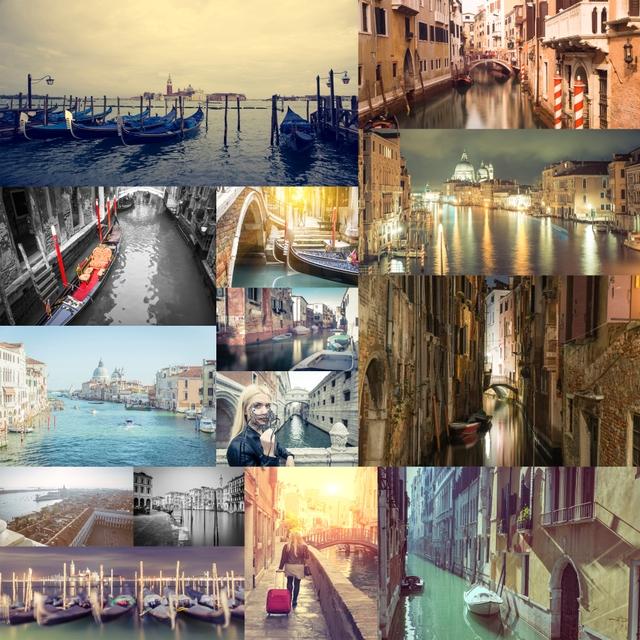 Fernweh: Venedig