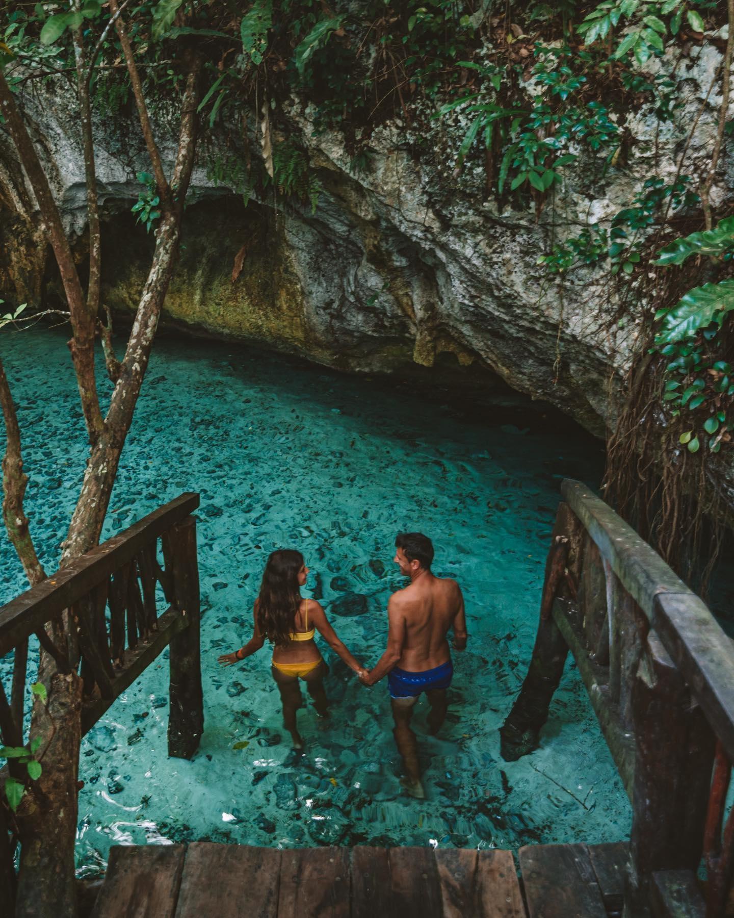 Romantische Sommerferien in Mexiko