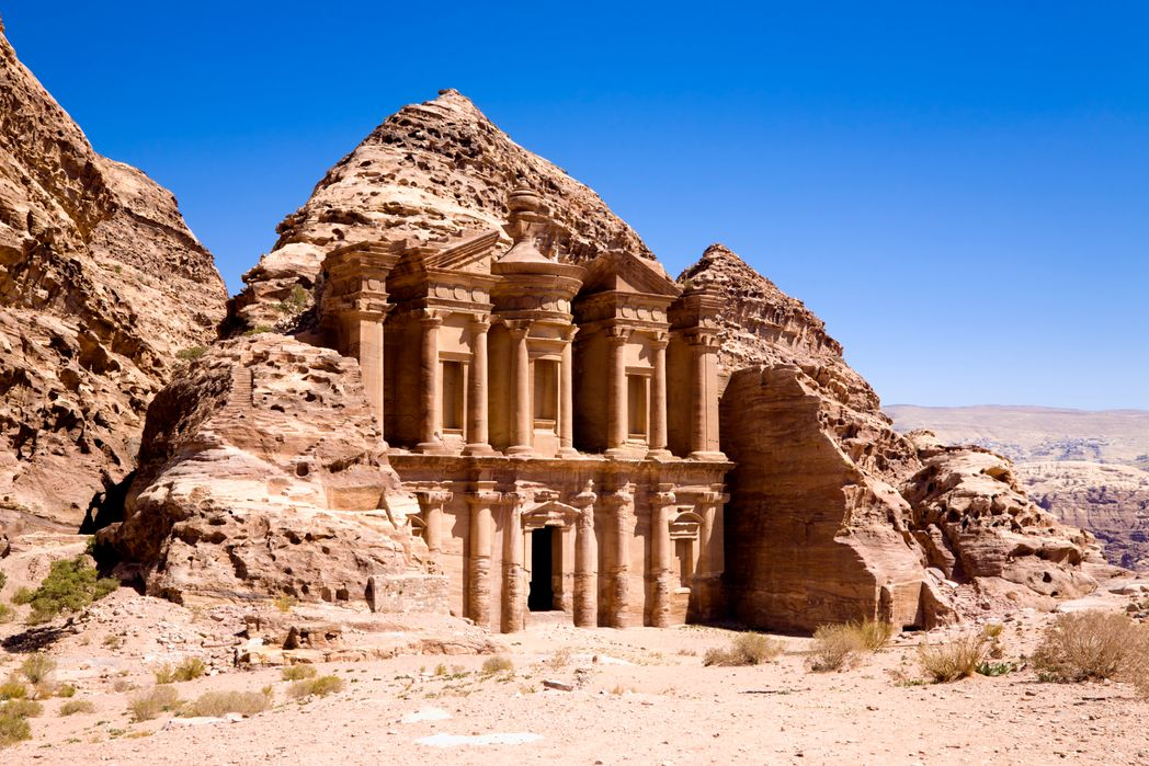 Petra. easy connection from Ramon Airport