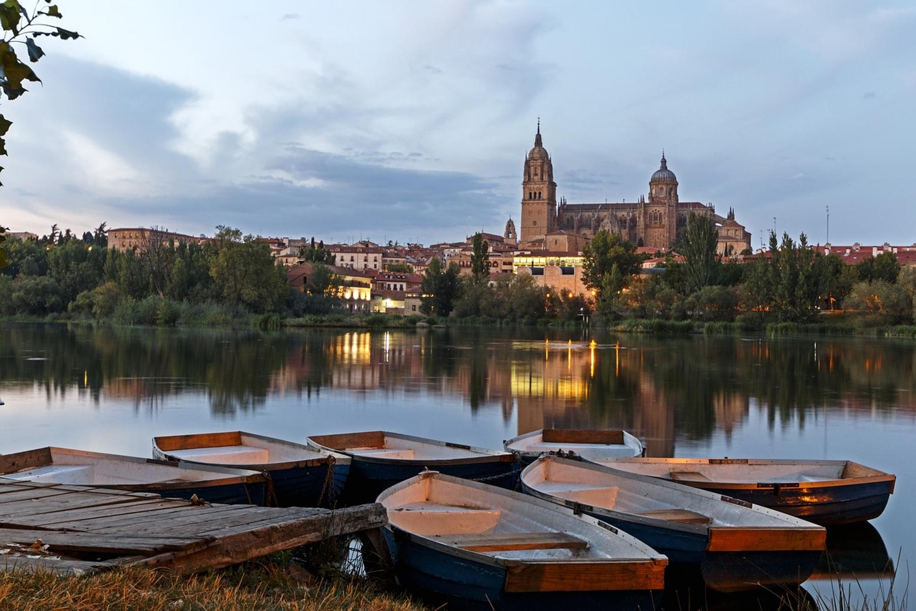 Salamanca España Vía de la Plata