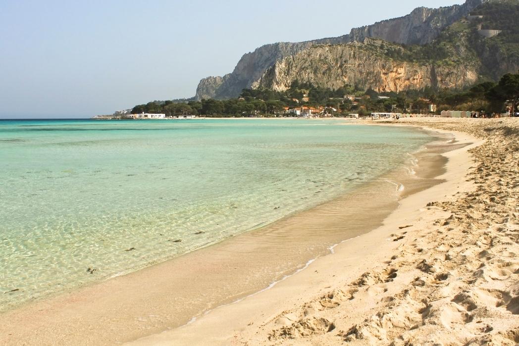 Spiagge di Palermo - Mondello