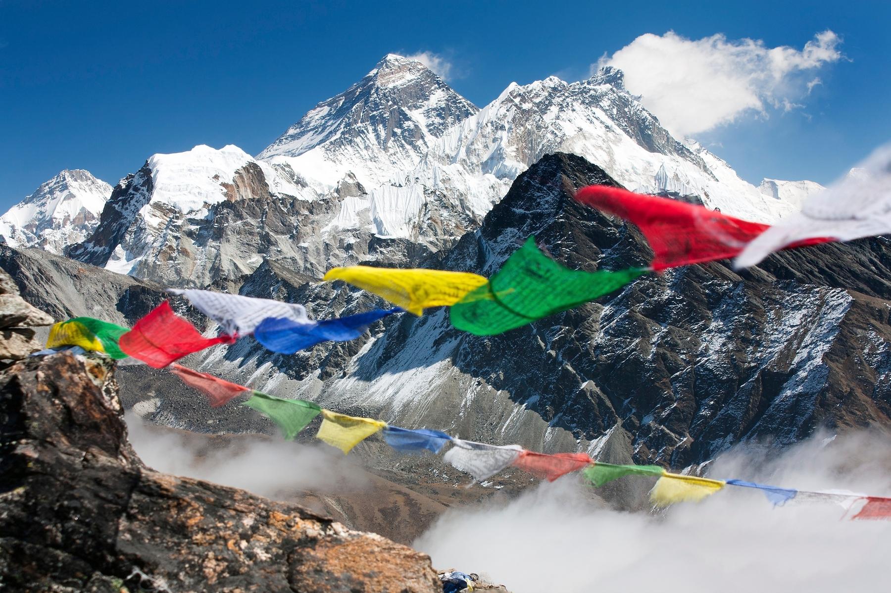 Лучшие маршруты для трекинга в мире в Непале