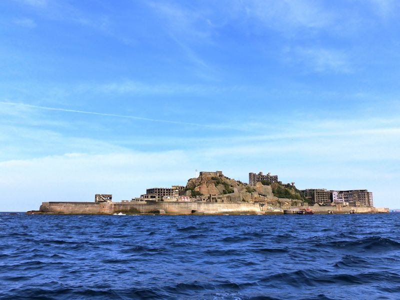 Verlassene Orte: Hashima Japan