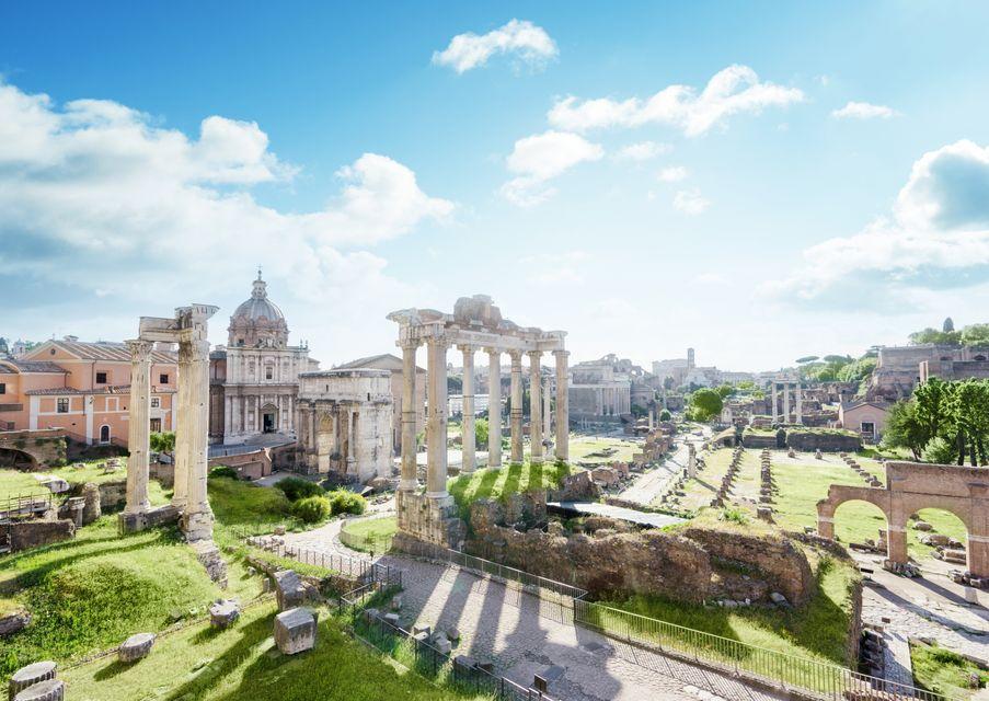 Eurowings Black Friday Angebote: Rom, Italien