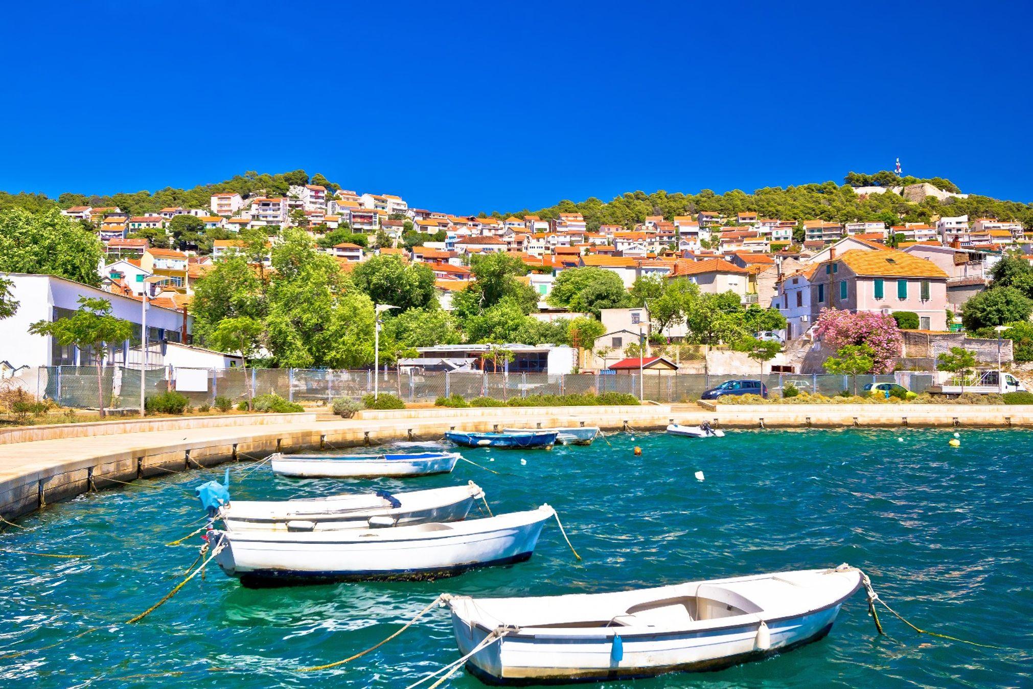 Sibenik Croazia