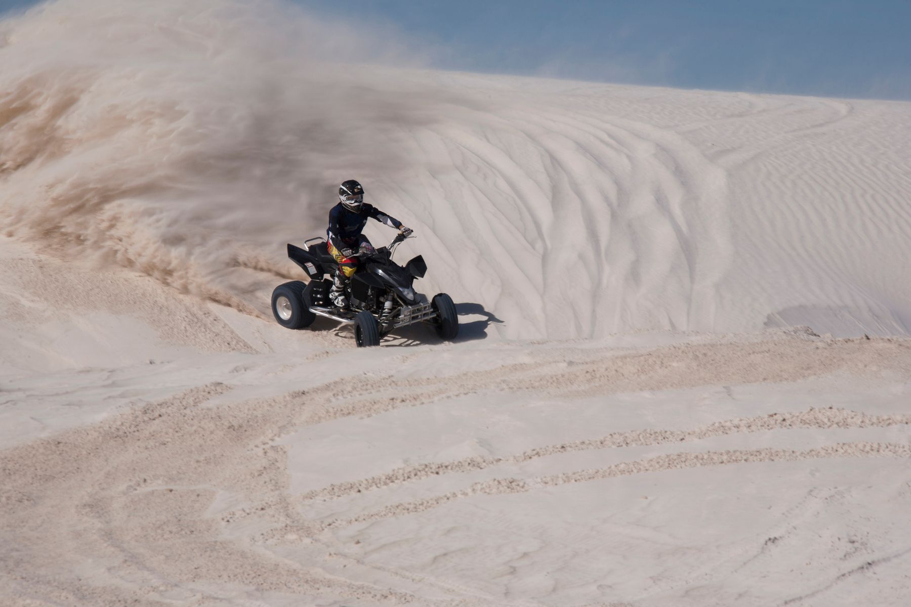 Lancelin Sand Dunse are one of the most unique things to do in Western Australia