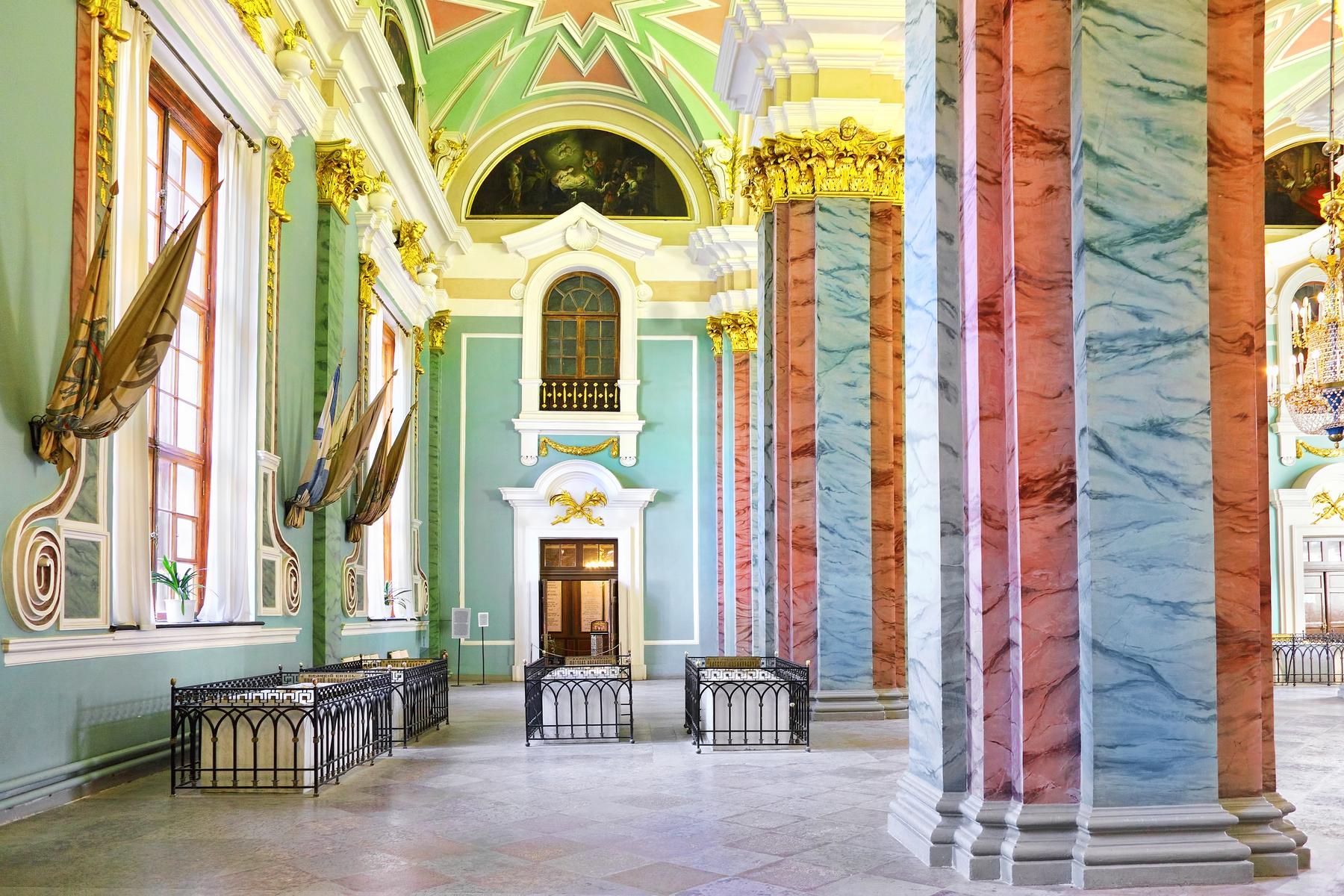 Стейкейшен в России: правила посещения музеев изменились. Петропавловская крепость в Санкт-Петербурге