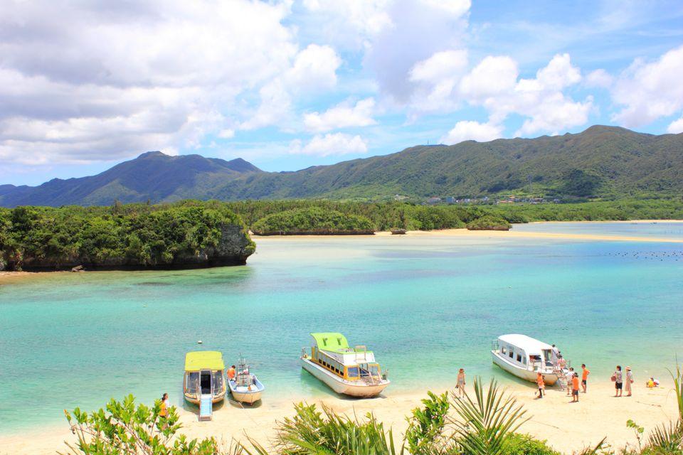 Die schönsten Inseln Japans: Ishigaki, Ryukyu-Inseln, Nansei-Inselgruppe