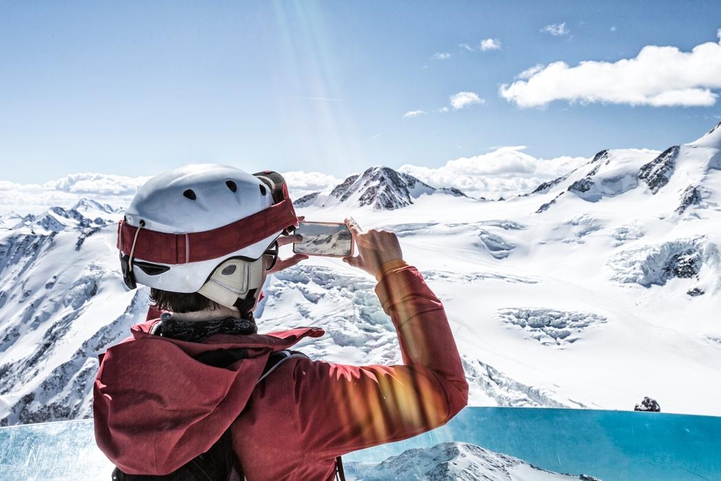 W Austrii wyjazdy na narty to przyjemność ze względu na dobrze przygotowane trasy